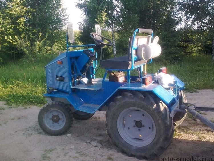 двигатель уд-2 на трактор