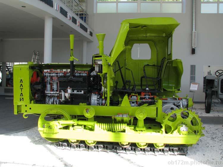 трактор Т-4 характеристики