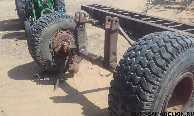 как сделать автогрейдер