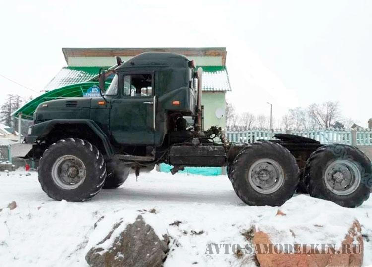 ЗИЛ-131 тюнинг
