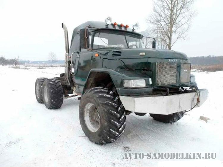 ЗИЛ-131 тюнинг автомобиля